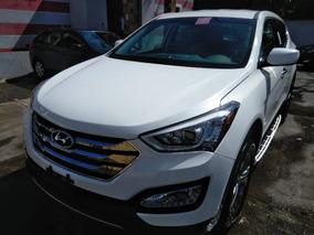 Hyundai Santa Fe V4 Clean Carfax Nueva