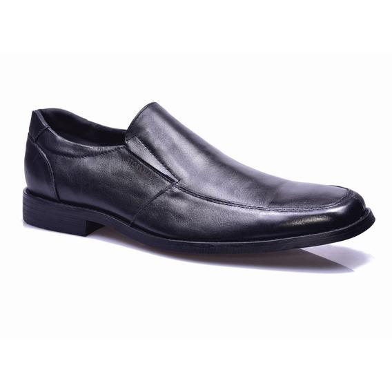 Zapato Massimo Chiesa Jenaro Con Elásticos Laterales