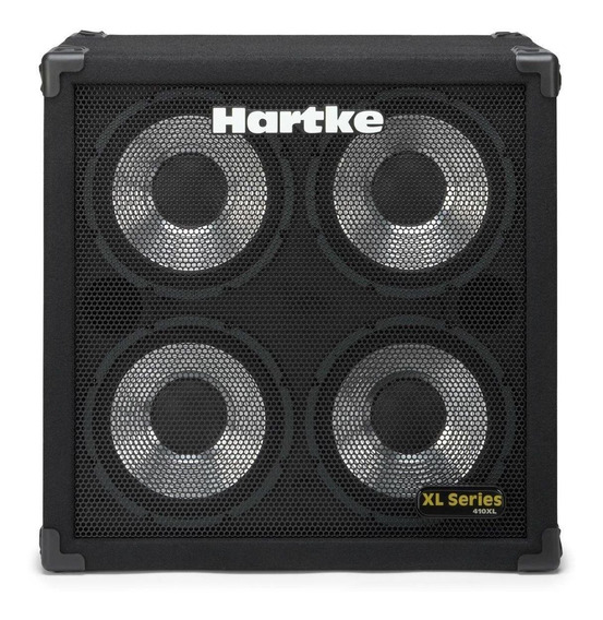 Caixa Amplificada Hartke Para Baixo 410 Xl 400w Oferta!!