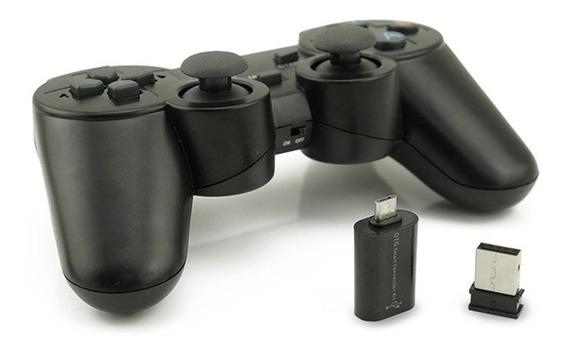2.4g Sem Fio Gamepad Para Ps3 Tv Box Pc Joystick Joypad Cont