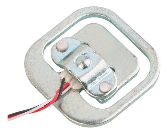 Célula De Carga 50 Kg - Sensor Peso Para Arduino - 0177