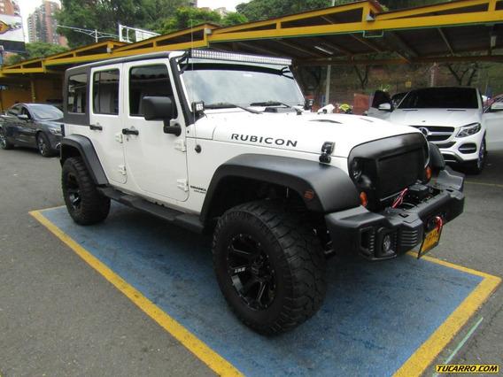 Jeep Wrangler Rubicon At 3800 4*4