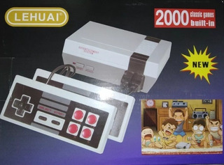 Consola Mini Game Anniversary Edition 2000 Juegos Clásicos