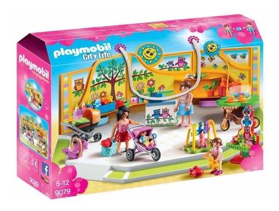 Playmobil City Life Loja De Bebê E Brinquedo 9079