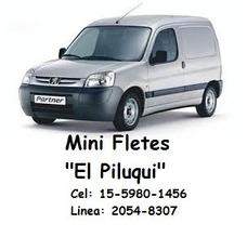 Mini Fletes - Miniflete Económico $180 La Hora