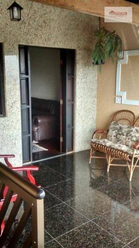 Imagem 1 de 16 de Casa Com 2 Dormitórios À Venda, 246 M² Por R$ 600.000,00 - Jardim Castelo - São Paulo/sp - Ca0590