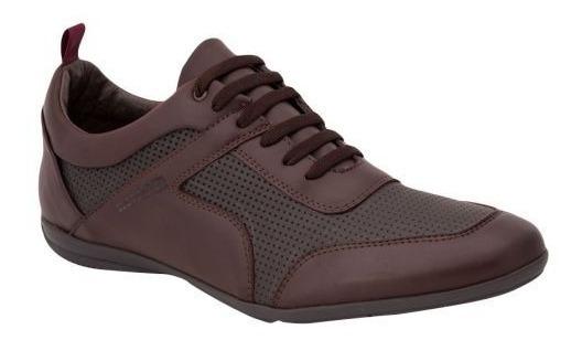 Zapato Casual Ducati 1751 Id 180992 Cafe Para Hombre