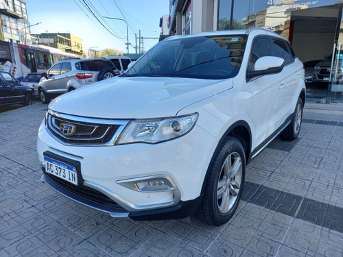 Geely Emgrand X7 Active At 2018