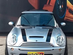 Mini Cooper 1.6 S 16v Turbo Gasolina 2p Manual 2004/2005