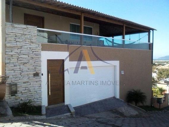 Casa A Venda No Bairro Guriri Em Cabo Frio - Rj. - Cc4031-1