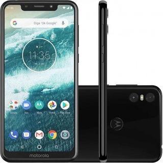 Smartphone Motorola Moto One 64gb Xt1941preto