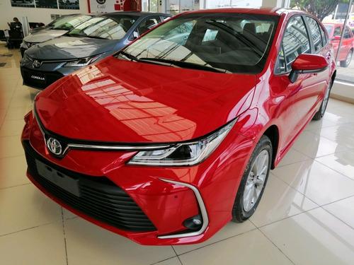 Nuevo Corolla Xei Mt Gasolina 2022 Entrega Inmediata.