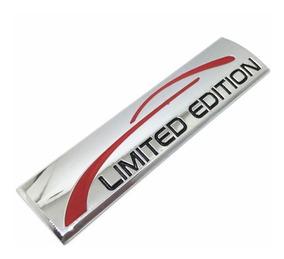 Acessorios Emblema Universal Limited Edition Promocao - Par