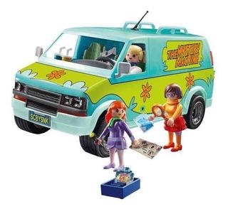 Scooby Doo Playmobil Nuevo