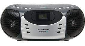 Rádio Philco Pb119bt Fm Bluetooth Mp3 Usb