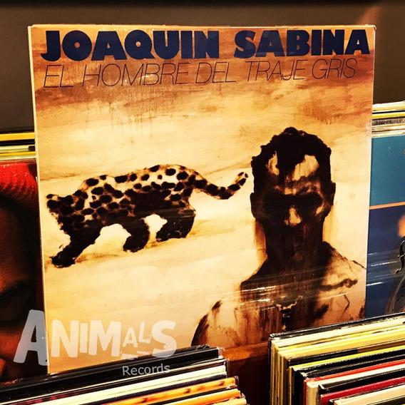Joaquin Sabina El Hombre Del Traje Gris Vinilo Lp Nuevo