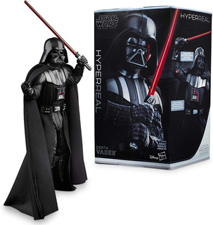 Star Wars Black Series Darth Vader Hiperreal