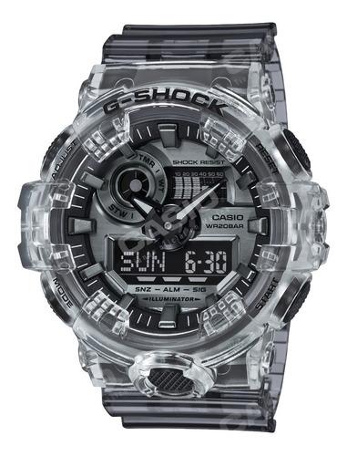 Imagen 1 de 10 de Reloj Casio G-shock Youth Skeleton Ga-700sk-1