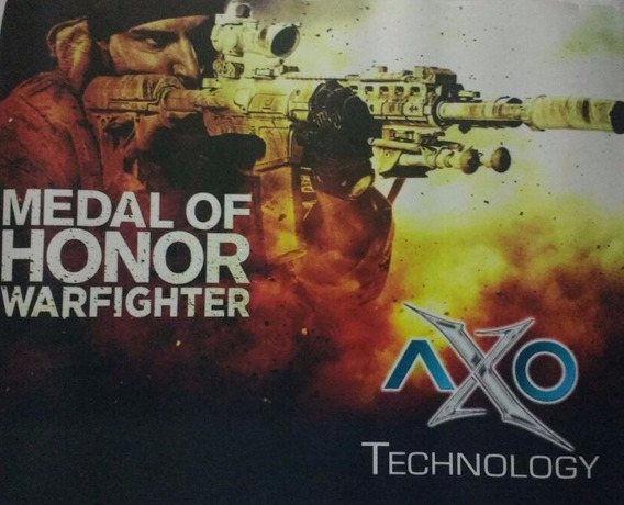 Mousepad Gamer Extra Grande Axo Technology 30x40