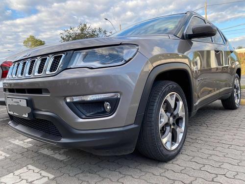 Imagem 1 de 5 de Jeep Compass 2019 2.0 Longitude Flex Aut. 5p