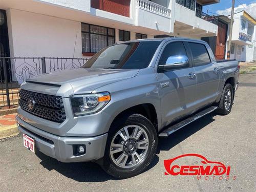 Toyota Tundra 2019 5.7 Crewmax Platinum