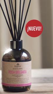 Difusor Se Aromas Biogreen Rosa Búlgara