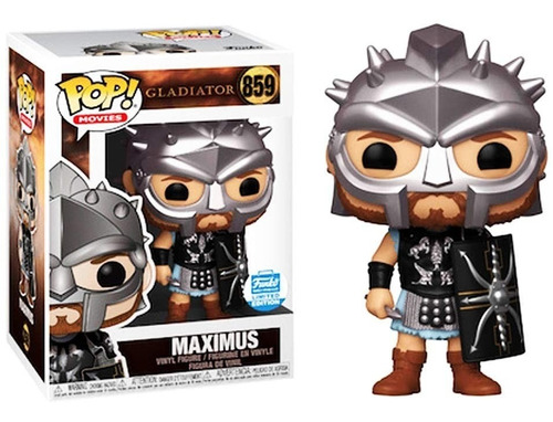 Funko Pop! Gladiator - Maximus With Helmet (40816) (859)