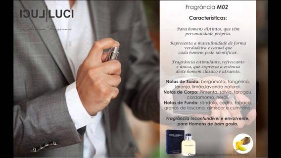 Dolce & Gabbana (masculino) Fragrância M02