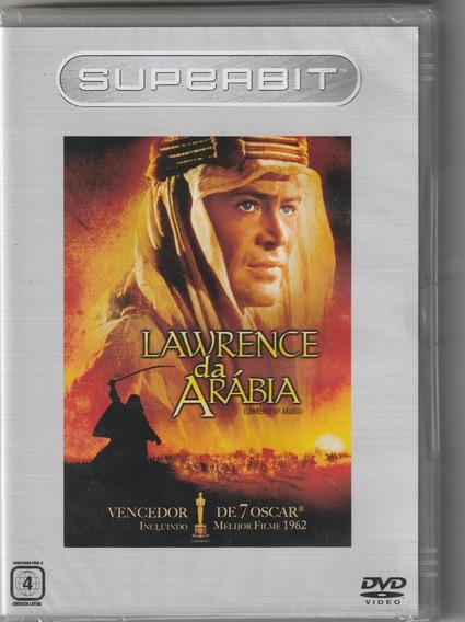 Dvd Lawrence Da Arábia - Peter O