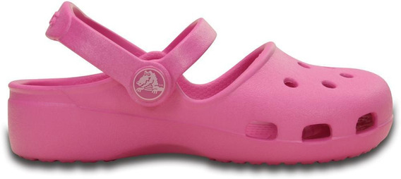 Crocs Karin Clog K Party Pink