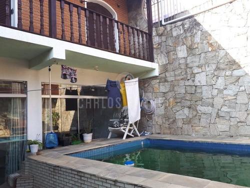 Próximo Ao Jardim Cupecê, 4 Dormitórios, 2 Suítes, Piscina,  30% Em Permuta - Cf59757