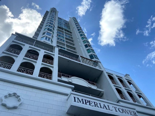 Imagen 1 de 14 de Venta De Apartamento De 118 M2 En Ph Imperial Towers 21-4772