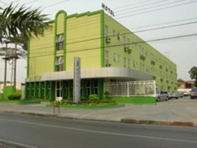 Hotel Comercial À Venda, Cuiabá- Av. Cel Escolástico Centro - Ho0001