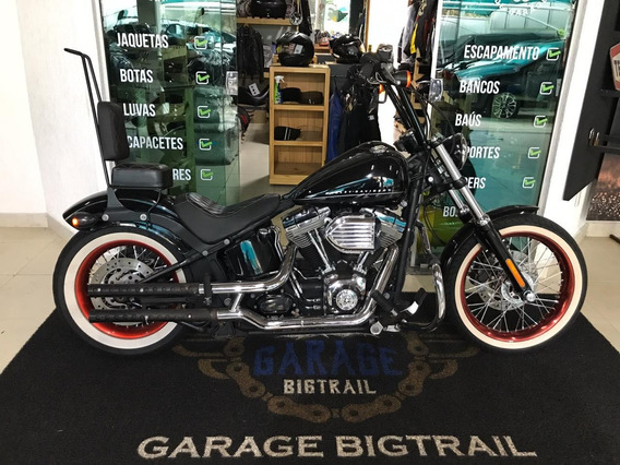 Harley Davidson Softail Blackline - Unico Dono