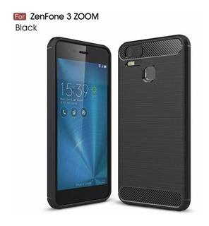 Capa Case Asus Zenfone 3 Zoom + 10 Película De Vidro