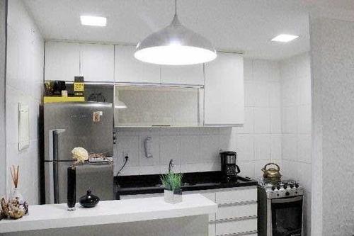 Imagem 1 de 9 de Apartamento No Bairro Vila Da Oportunidade - Carapicuíba
