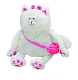 Splat El Gato Kitten Blanco Gato Puf
