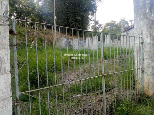 Imagem 1 de 3 de Vende-se Terreno- Estância Aralú - Santa Isabel- Sp  828