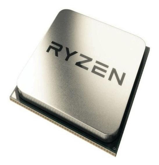 Cpu Amd Ryzen 5 3600 S-am4 65w 3.6ghz Turbo 4.2 Ghz 6 Nucleo