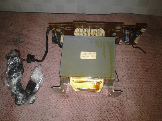 Transformador Funcionando Do Sony Grx 800