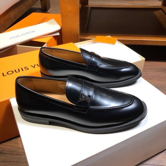 Sapato Social Louis Vuitton - Lv010