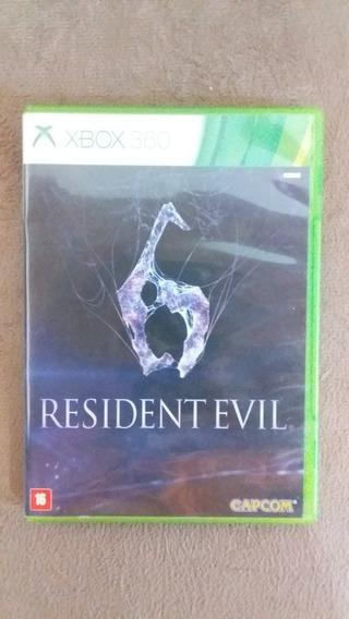 Jogo Resident Evil 6 (jogo Original Com Nota Fiscal)