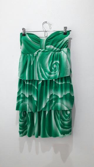 Vestido Straples De Verano
