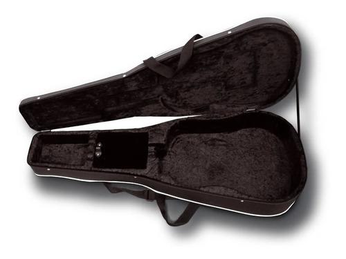 Imagen 1 de 10 de Estuche Semirigido Semi Rigido Guitarra Criolla Envios