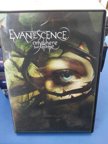 Dvd Evanescence - Anywhere But Home