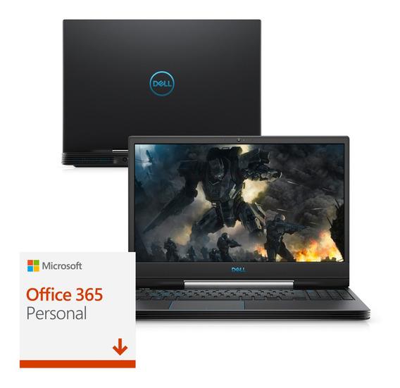 Notebook Gamer Dell G5-5590-a73p Ci7 16gb Ssd Gtx 1660ti