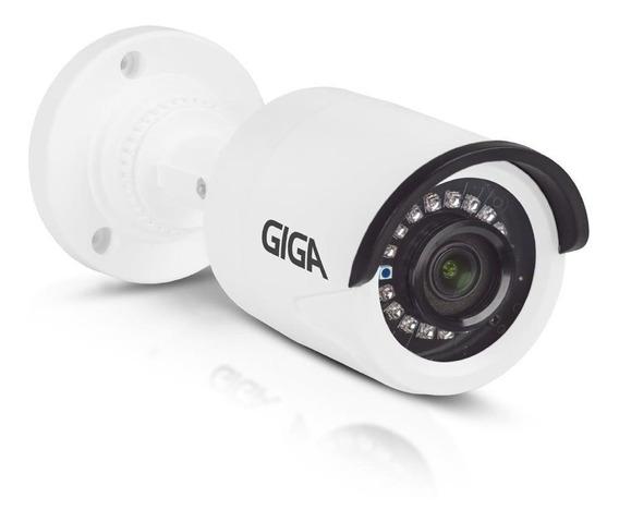 Câmera Bullet Plástica Orion 720p Ir 20m - 3.2mm Gs0018