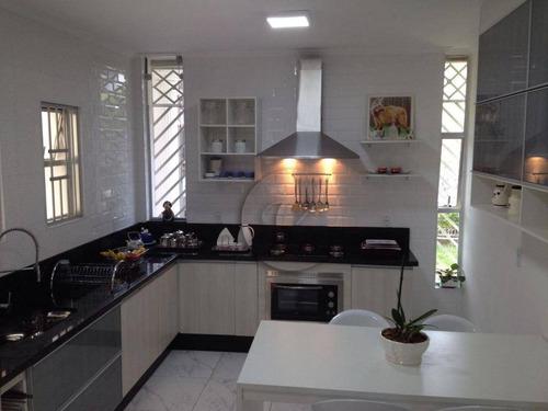 Sobrado Residencial Para Locação, Campestre, Santo André - So0189. - So0189