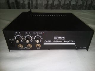Amplificador Show