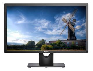 """Monitor Dell E2417H LED 23.8"""" negro 110V/220V"""